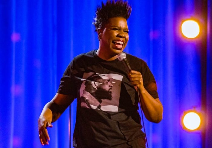 Time Machine: Netflix drops trailer for Leslie Jones stand-up special