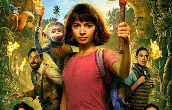 VOD film review: Dora and the Lost City of Gold