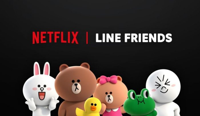 Line Friends: Netflix orders animated series based on messaging app characters