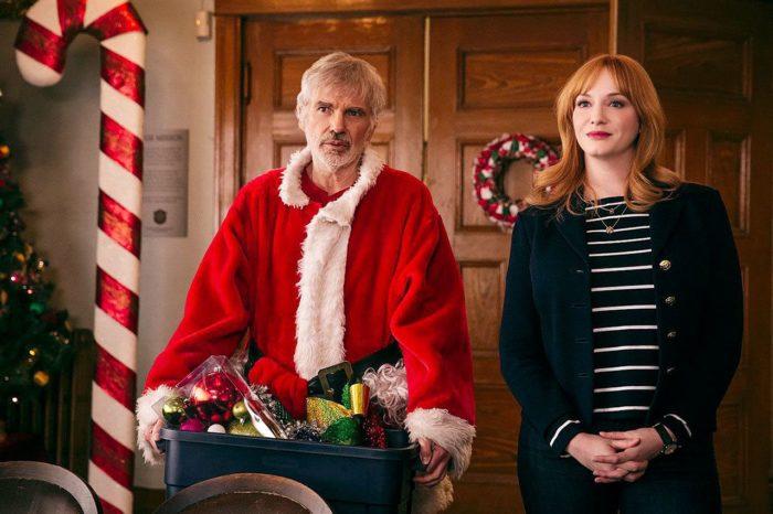 Netflix UK film review: Bad Santa 2