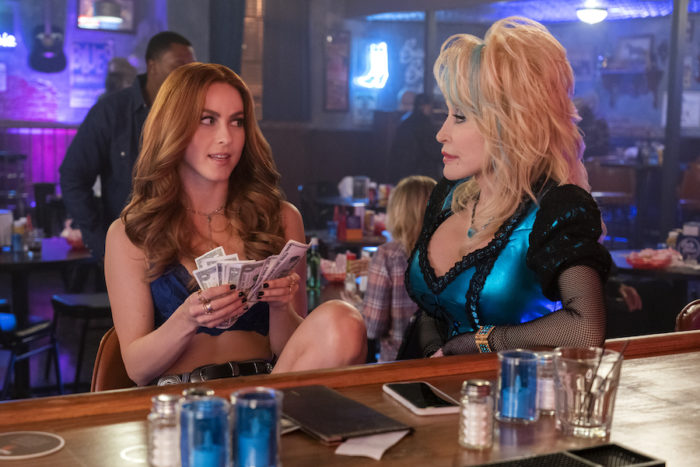 Netflix UK TV review: Dolly Parton's Heartstrings