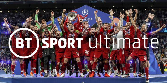BT Sport rolls out 4K live programming