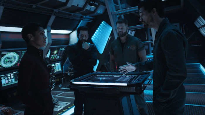 First look UK TV review: The Expanse Season 4