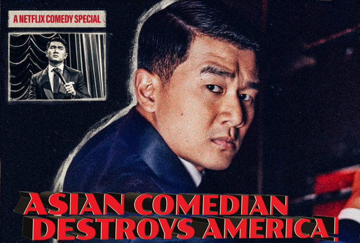 Trailer: Ronny Chieng destroys America in new Netflix special