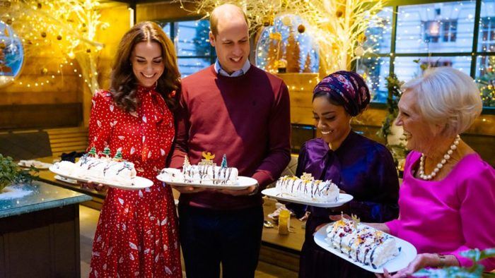 BBC One serves up A Berry Royal Christmas
