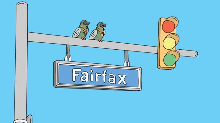 Amazon orders adult animated comedy Fairfax
