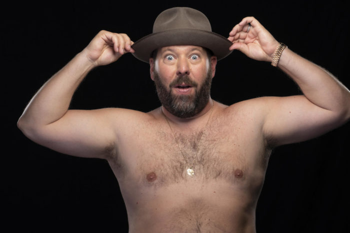 Netflix heads to a Cabin with Bert Kreischer