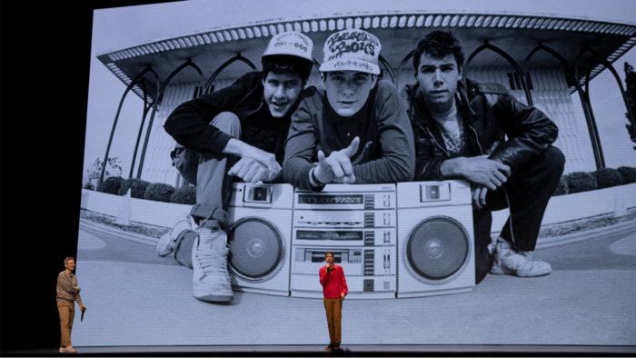 Apple lands Spike Jonze's Beastie Boys Story