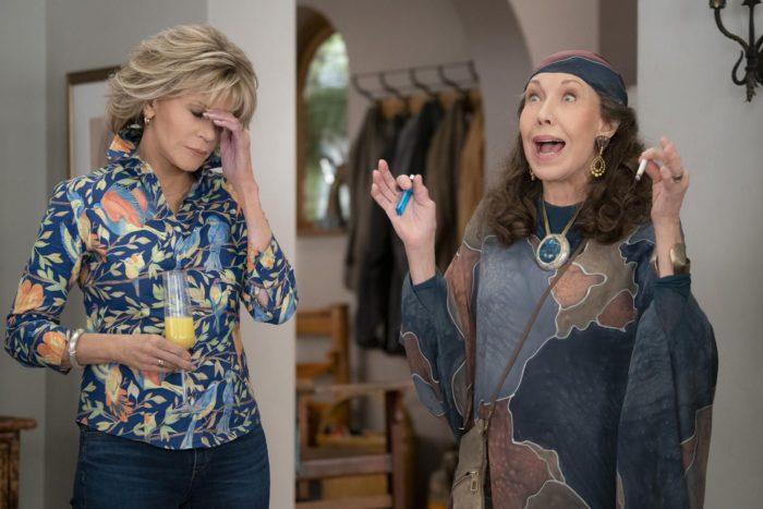 Netflix UK TV review: Grace and Frankie Season 6