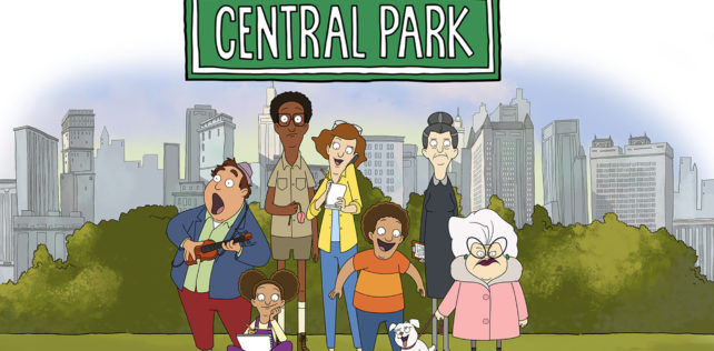 Central Park on Apple TV+: A pure delight