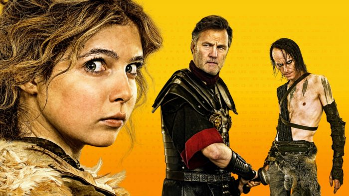 Britannia renewed for Season 3