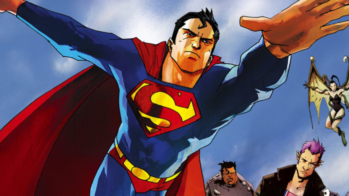 Superhero Sundays: Superman vs the Elite (2012)