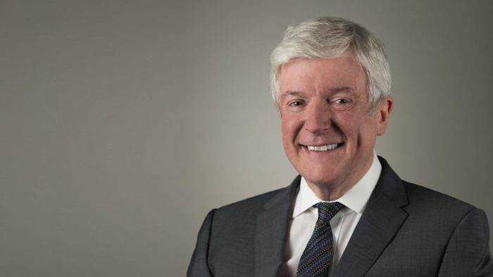 BBC Director General Tony Hall to step down this summer