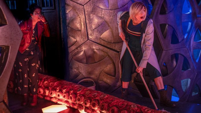 Doctor Who TV review: Doctor Who Season 12, Episode 3