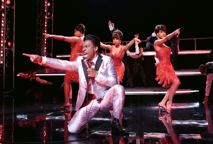 VOD film review: Dreamgirls