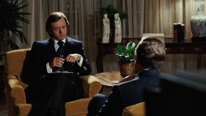 VOD film review: Frost/Nixon