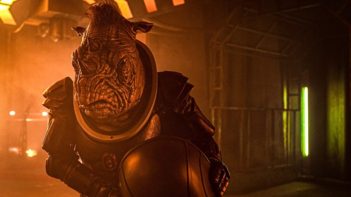UK TV review: Doctor Who Season 12 Episode 5 (Fugitive of the Judoon)
