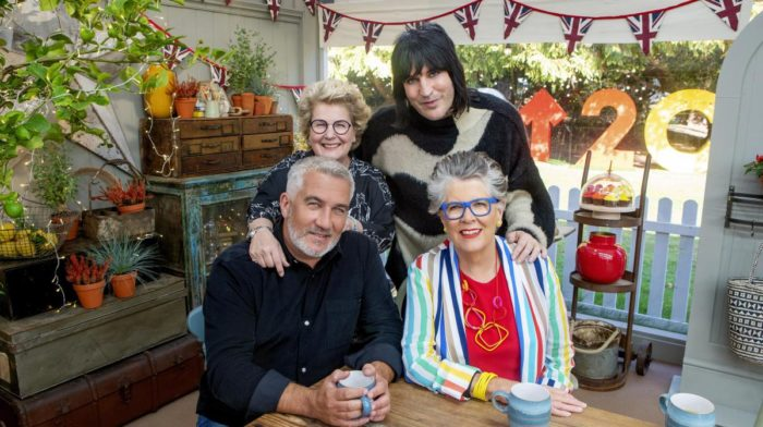 Catch up TV review: Celebrity GBBO, The Trouble with Maggie Cole, The Windsors