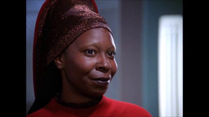 Patrick Stewart invites Whoopi Goldberg to join Picard Season 2