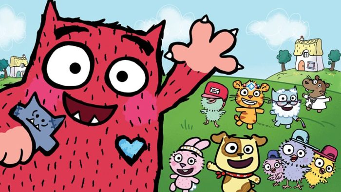 CBeebies unveils Love Monster, narrated by Tamsin Greig