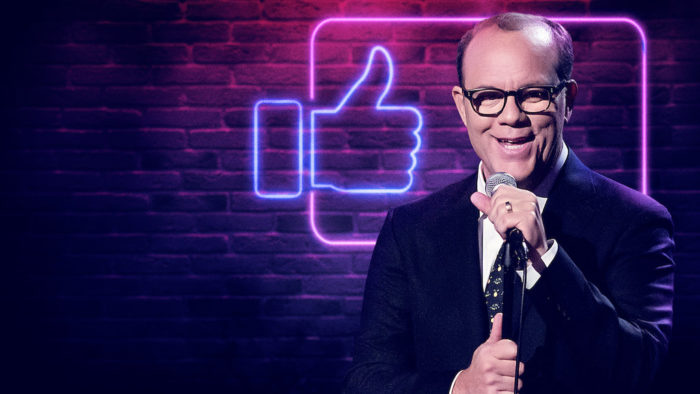 You're Doing Great! Tom Papa heads to Netflix for comedy special