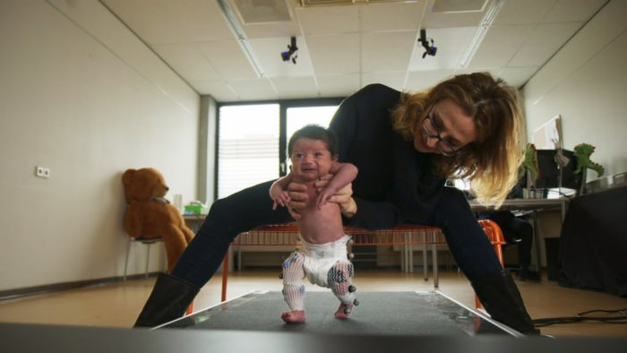 Netflix enters human science doc arena with Babies