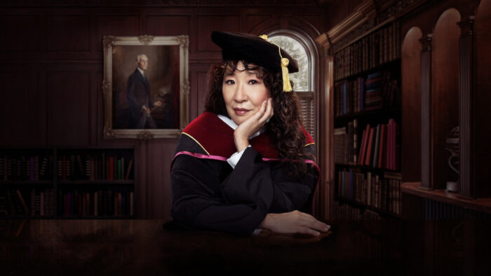Trailer: Sandra Oh stars in Netflix's The Chair