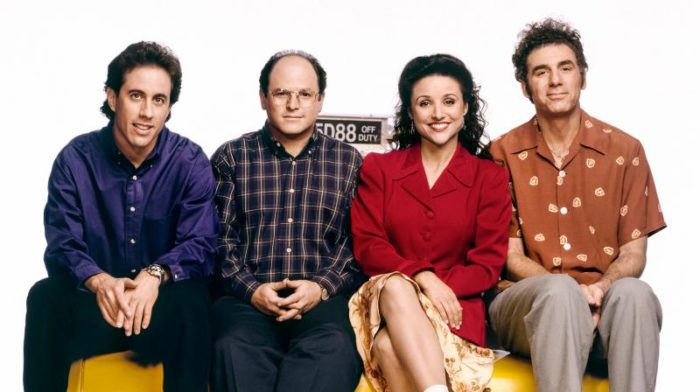 Seinfeld heads to All 4 this February