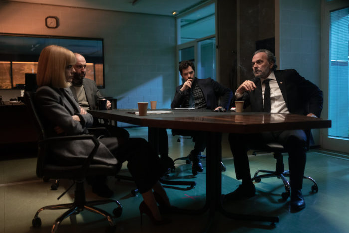 Netflix steps up Spanish production slate