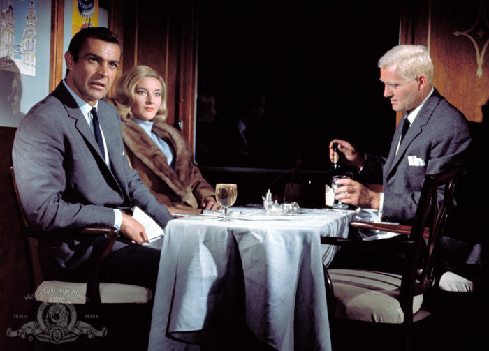 From Russia with Love: The foundation for 007