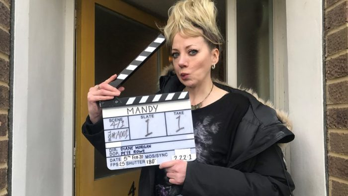 Mandy: BBC Two orders full series from Diane Morgan