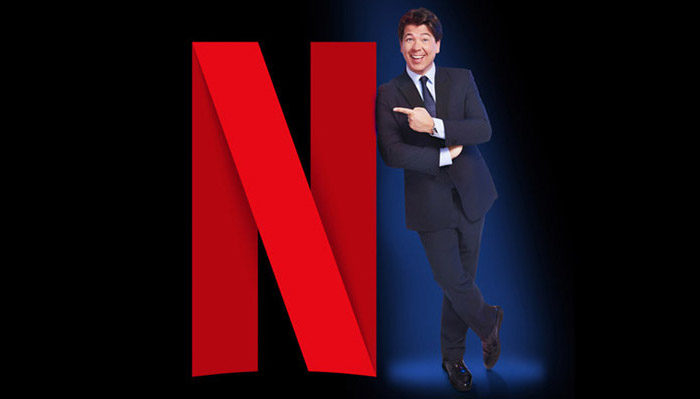 Michael McIntyre heads to Netflix for stand-up special