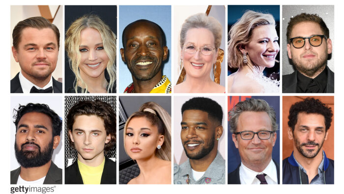 Don't Look Up: DiCaprio, Streep, Chalamet join star-studded Netflix comedy