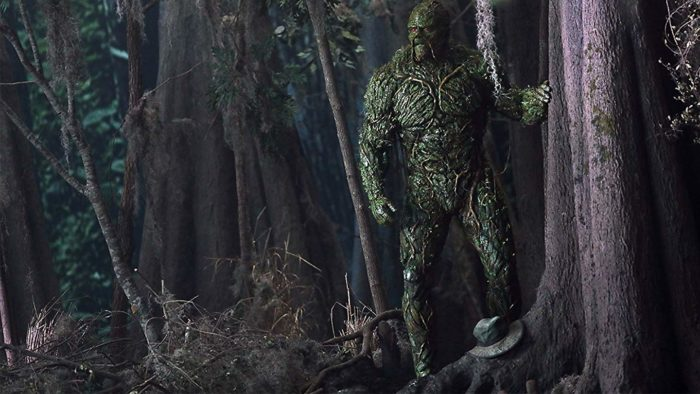 Why Swamp Thing should be your next box set