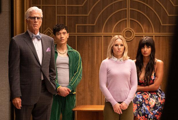 Netflix UK TV review: The Good Place Season 4 (spoilers)