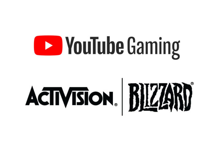 YouTube nabs exclusive streaming rights for Activision Blizzard eSports