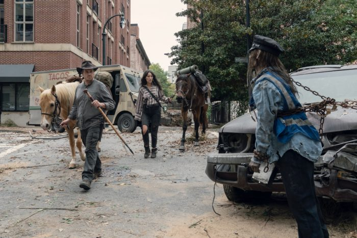 UK TV review: The Walking Dead – Season 10, Episode 14 (Look At The Flowers)
