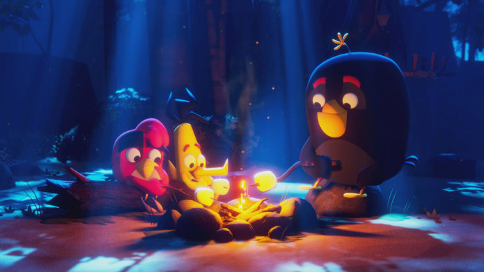 Netflix orders Angry Birds animated series