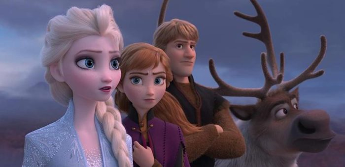Frozen 2 records second biggest digital debut of all time