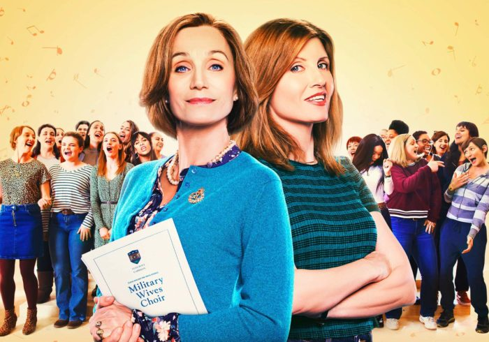 Military Wives review: A formulaic but feel-good true story