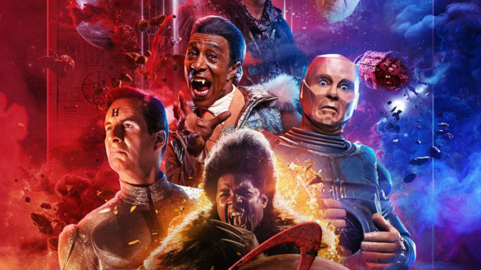 Trailer: Red Dwarf journeys to The Promised Land this April