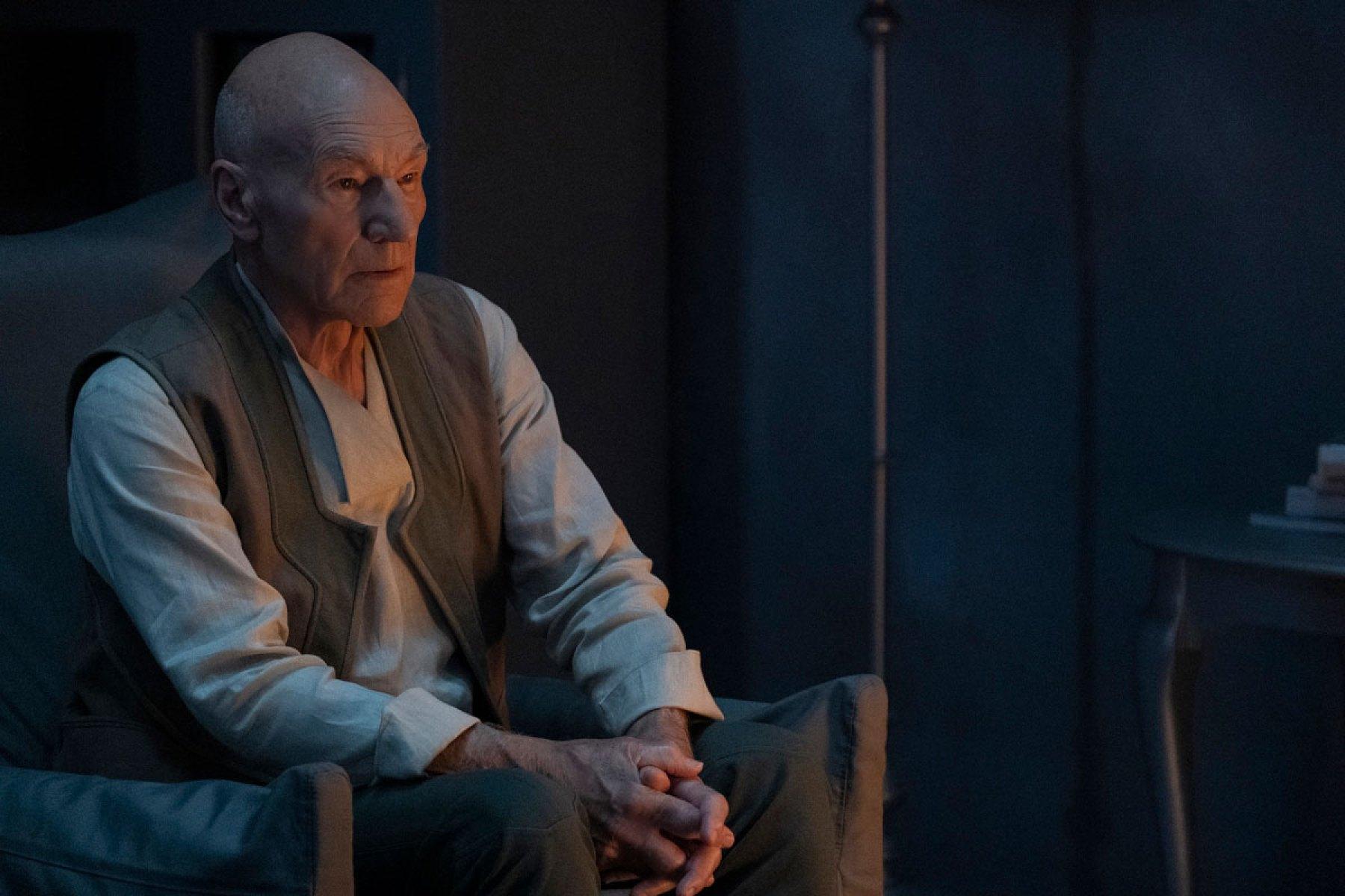 Watch: New trailer for Star Trek: Picard Season 2