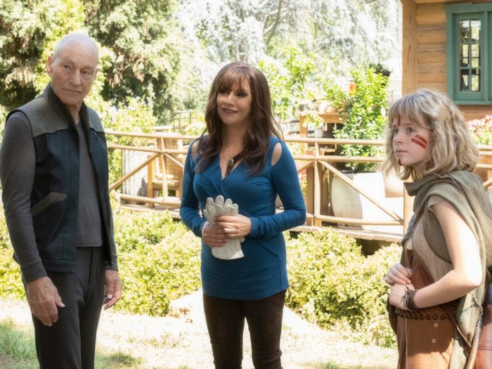 Amazon UK TV review: Star Trek: Picard: Season 1, Episode 7 (Nepenthe)