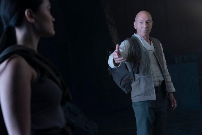 Amazon UK TV review: Star Trek: Picard: Season 1, Episode 9 (Et in Arcadia Ego pt.1)