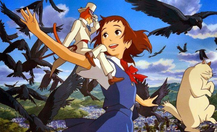 Ghibli on Netflix: The Cat Returns