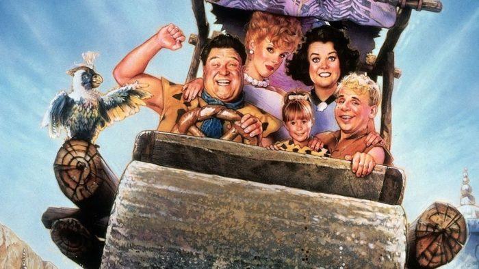 VOD film review: The Flintstones (1994)
