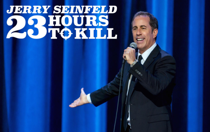 Jerry Seinfeld has 23 Hours to Kill on Netflix this May