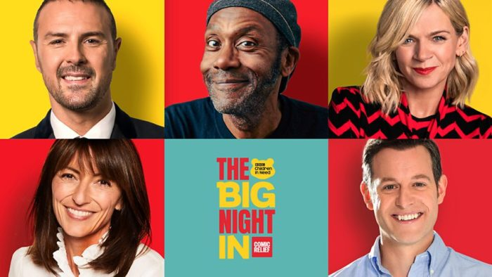 BBC unveils full line-up for The Big Night In