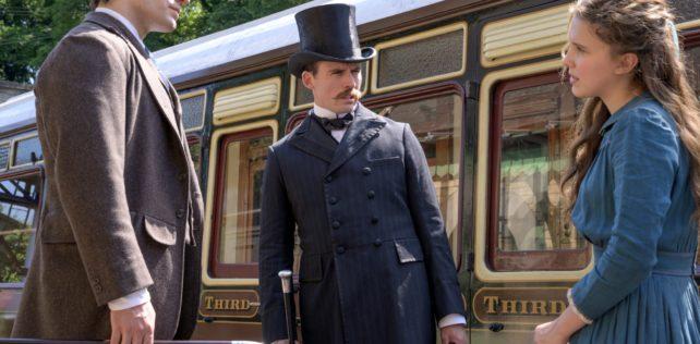 Netflix UK film review: Enola Holmes