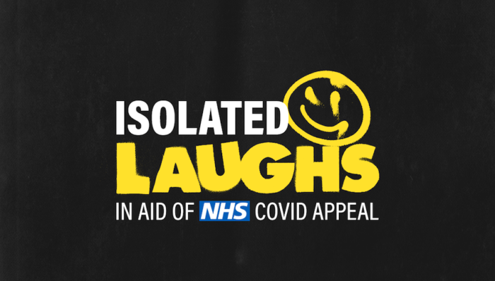 Isolated Laughs: Amazon Prime Video hosts free live stand-up for the NHS